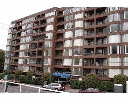 "Main Photo: 309 950 DRAKE ST in Vancouver: Downtown VW Condo for sale in ""ANCHOR POINT"" (Vancouver West)  : MLS®# V557030"