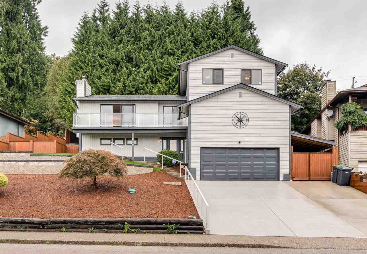 "Main Photo: 839 REDDINGTON Court in Coquitlam: Ranch Park House for sale in ""Ranch Park"" : MLS®# R2408077"