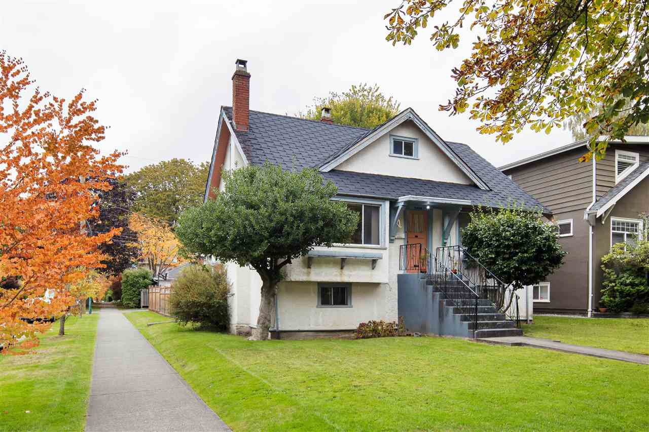 Main Photo: 2995 W 14TH Avenue in Vancouver: Kitsilano House for sale (Vancouver West)  : MLS®# R2410721