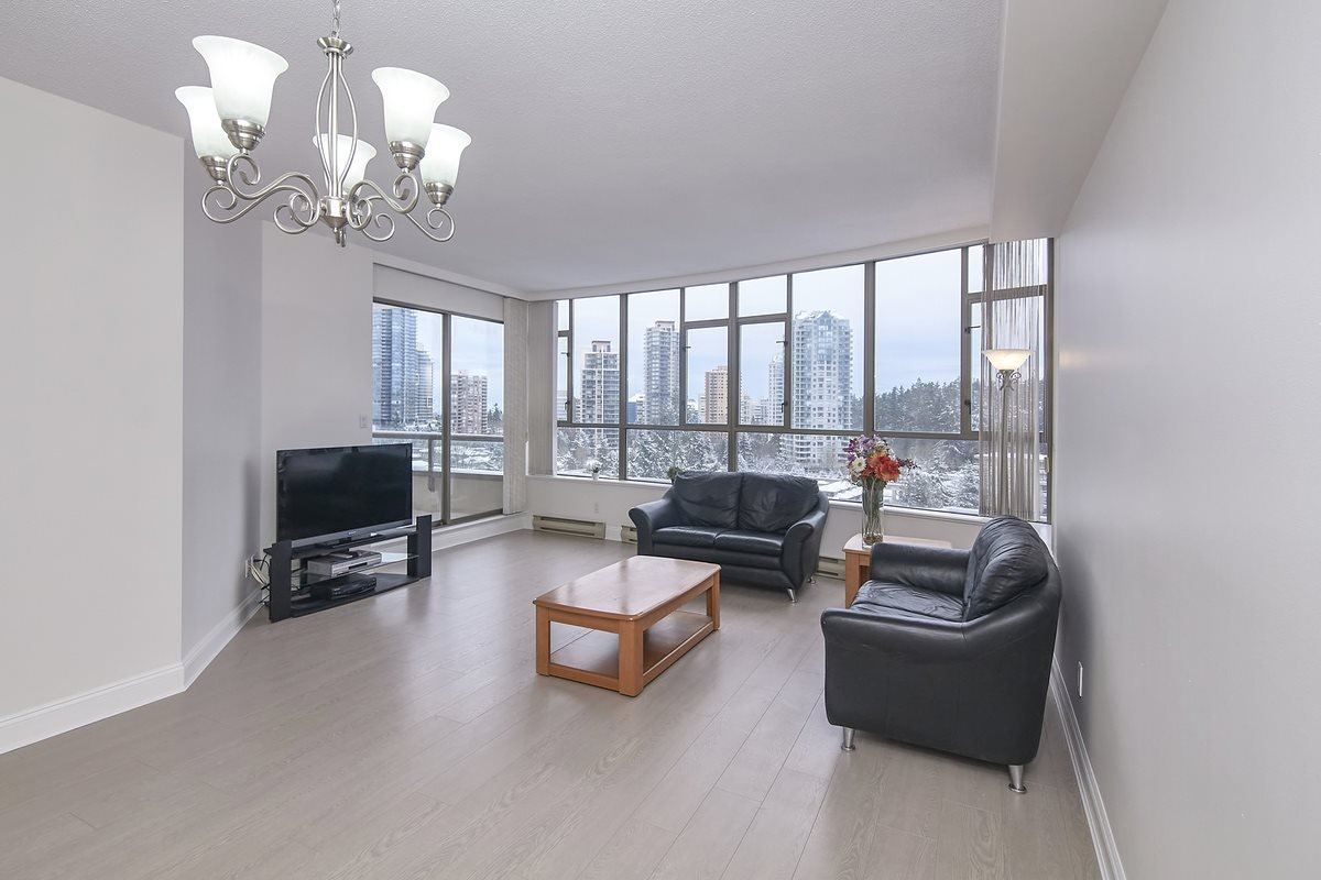 Main Photo: 1405 5885 OLIVE Avenue in Burnaby: Metrotown Condo for sale (Burnaby South)  : MLS®# R2432062