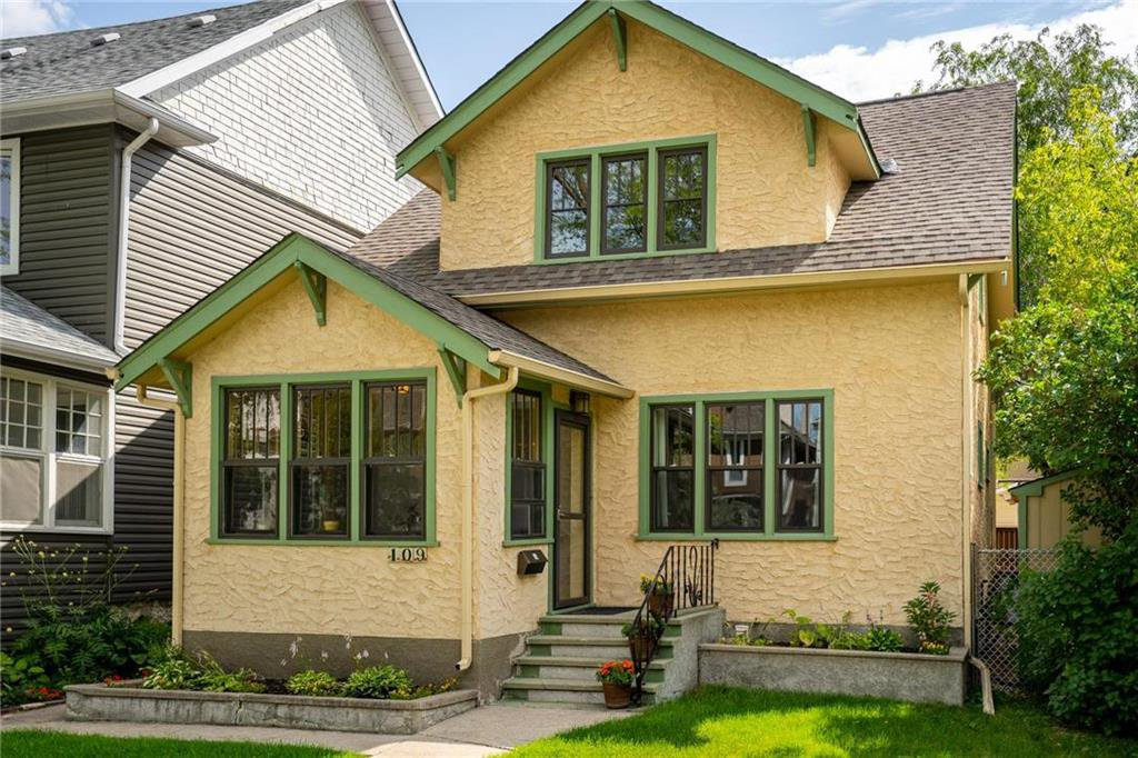 Main Photo: 109 Lipton Street in Winnipeg: Wolseley Residential for sale (5B)  : MLS®# 202017844