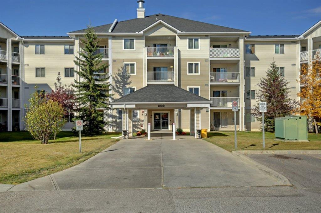 Main Photo: 1220 6224 17 Avenue SE in Calgary: Red Carpet Apartment for sale : MLS®# A1039323