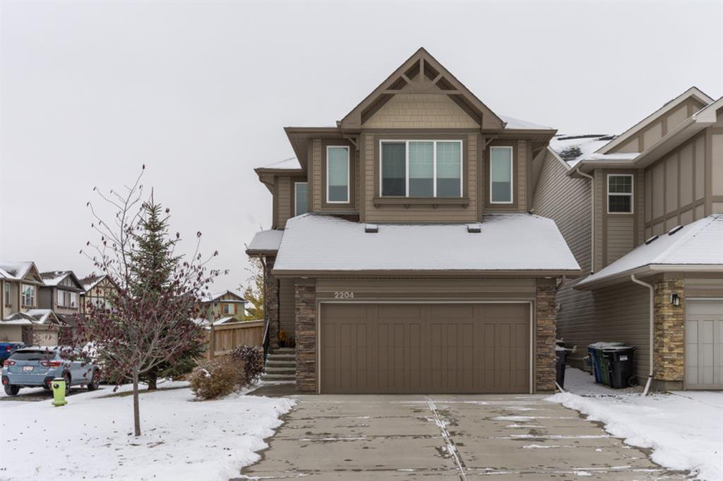 Main Photo: 2204 Brightoncrest Common SE in Calgary: New Brighton Detached for sale : MLS®# A1043586