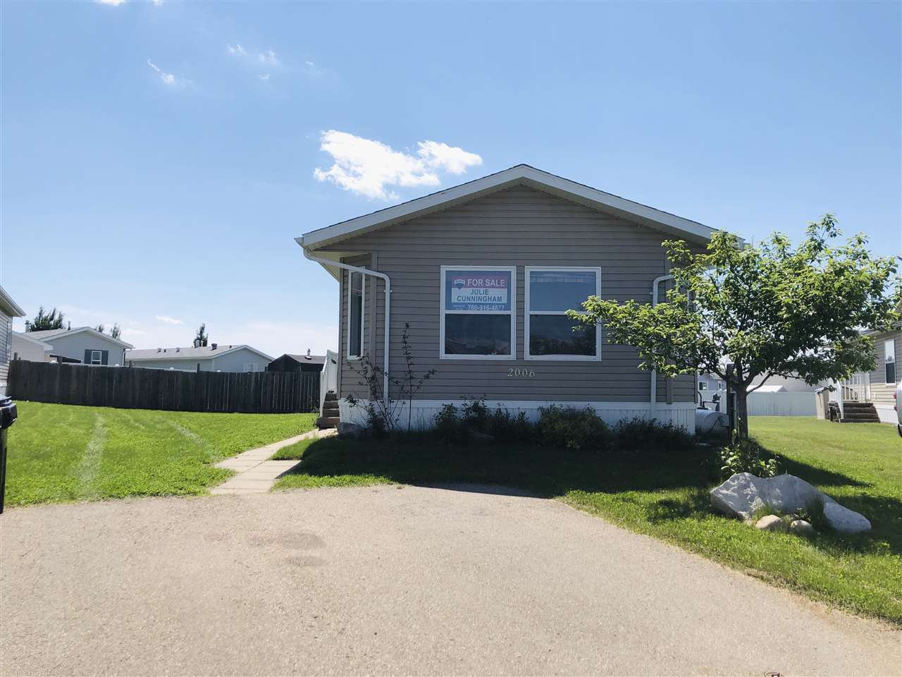 Main Photo: 2006 Jubilee Road: Sherwood Park Mobile for sale : MLS®# E4220518