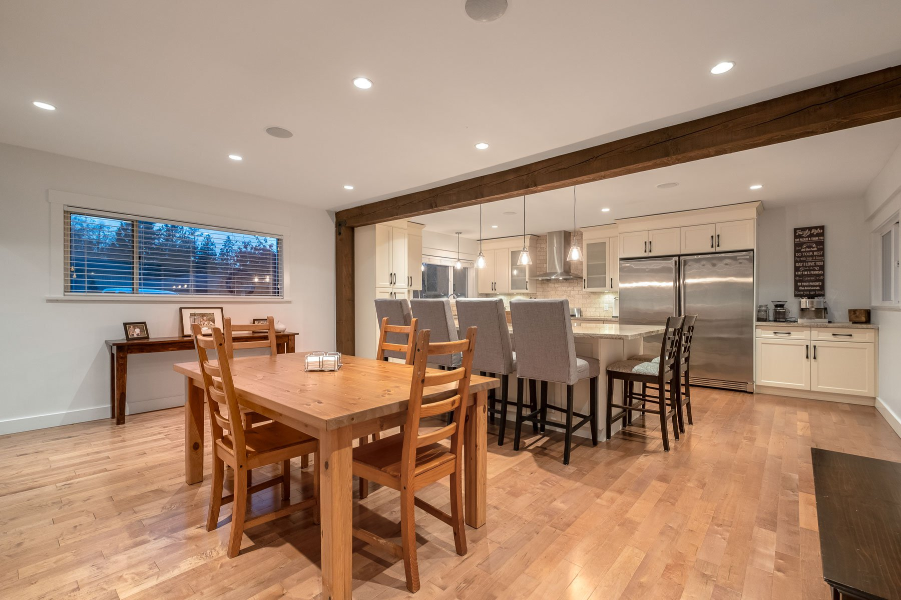 Photo 10: Photos: 1563 MARINE Crescent in Coquitlam: Harbour Place House for sale : MLS®# R2516102