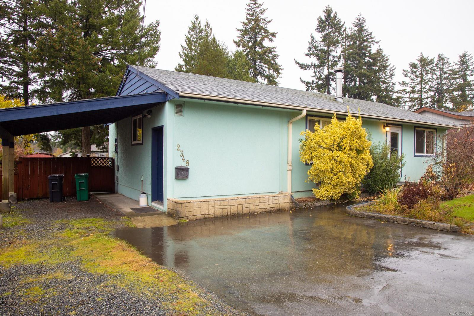 Main Photo: 2348 Pheasant Terr in : Na Diver Lake House for sale (Nanaimo)  : MLS®# 860592
