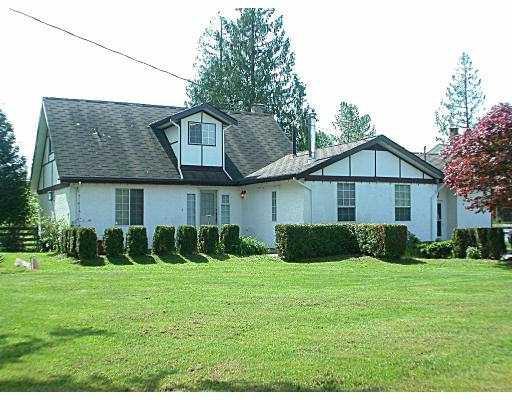 Main Photo: 24906 128TH AV in Maple Ridge: Websters Corners House for sale : MLS®# V536081