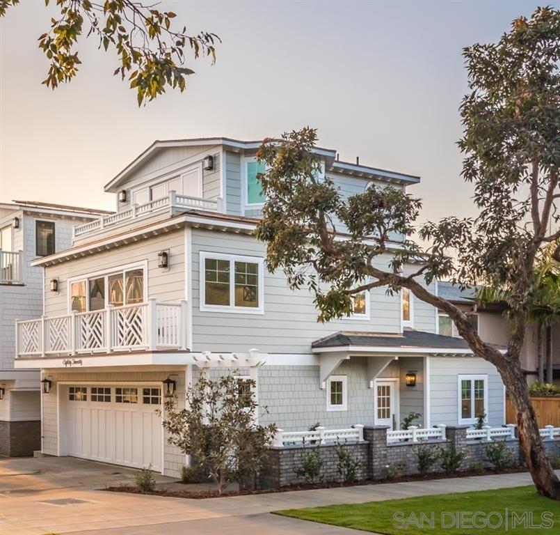 Main Photo: LA JOLLA House for sale : 2 bedrooms : 8020 La Jolla Shores Dr