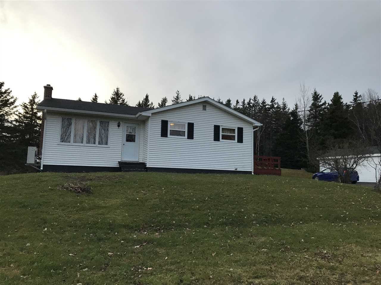 Main Photo: 136 MacDonald Road in Thorburn: 108-Rural Pictou County Residential for sale (Northern Region)  : MLS®# 201926759