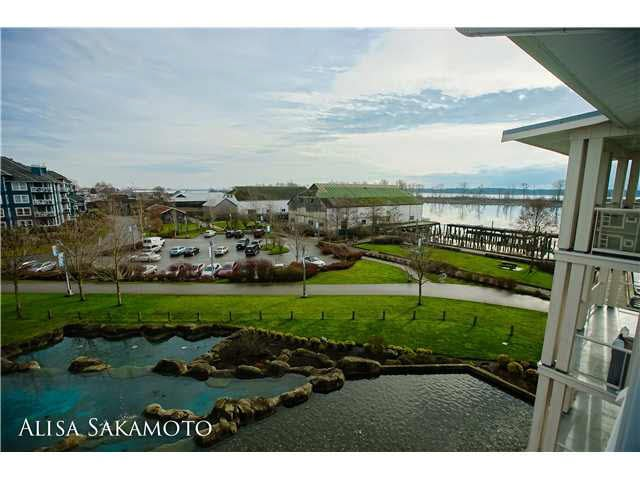 Main Photo: 421 4600 WESTWATER DRIVE in : Steveston South Condo for sale : MLS®# V1097303