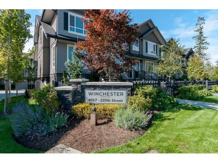 "Photo 2: Photos: 28 4967 220 Street in Langley: Murrayville Townhouse for sale in ""WINCHESTER ESTATES"" : MLS®# R2455894"
