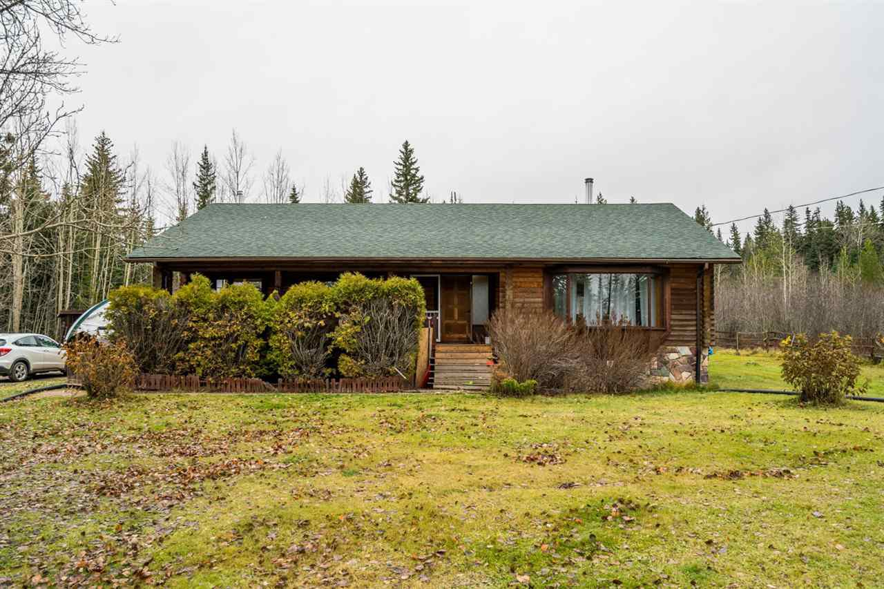 """Main Photo: 6120 CUMMINGS Road in Prince George: Pineview House for sale in """"PINEVIEW"""" (PG Rural South (Zone 78))  : MLS®# R2515181"""