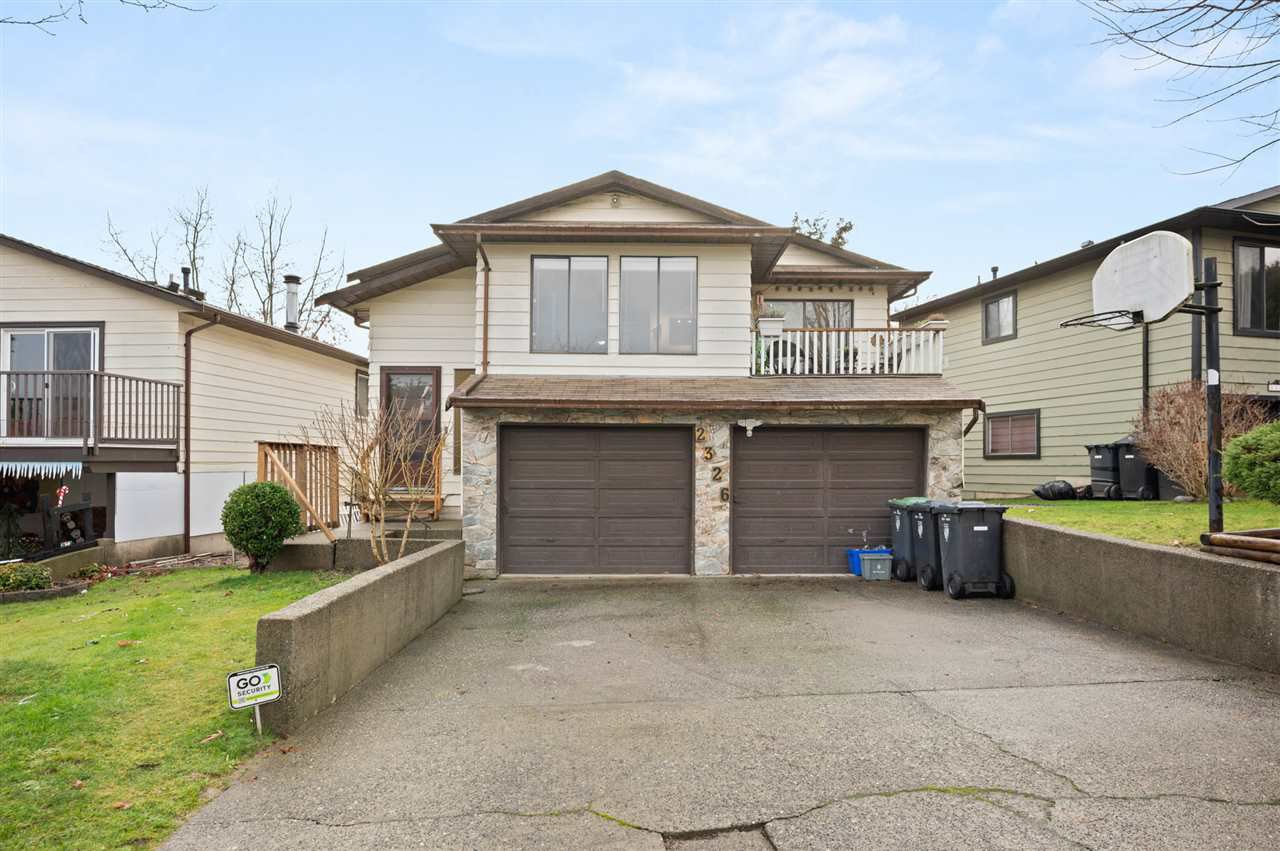 "Main Photo: 2326 WAKEFIELD Drive in Langley: Willoughby Heights House for sale in ""Langley Meadows"" : MLS®# R2527990"