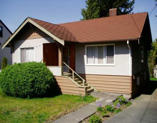 Main Photo: 223 DURHAM ST in New Westminster: GlenBrooke North House for sale : MLS®# V569415