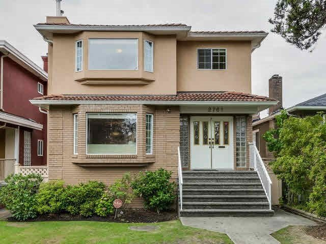 Main Photo: 2761 W 23RD Avenue in Vancouver: Arbutus House for sale (Vancouver West)  : MLS®# R2391439
