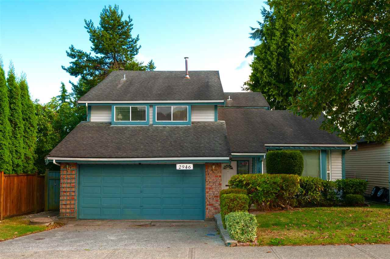 Main Photo: 2946 ALBION Drive in Coquitlam: Canyon Springs House for sale : MLS®# R2404549