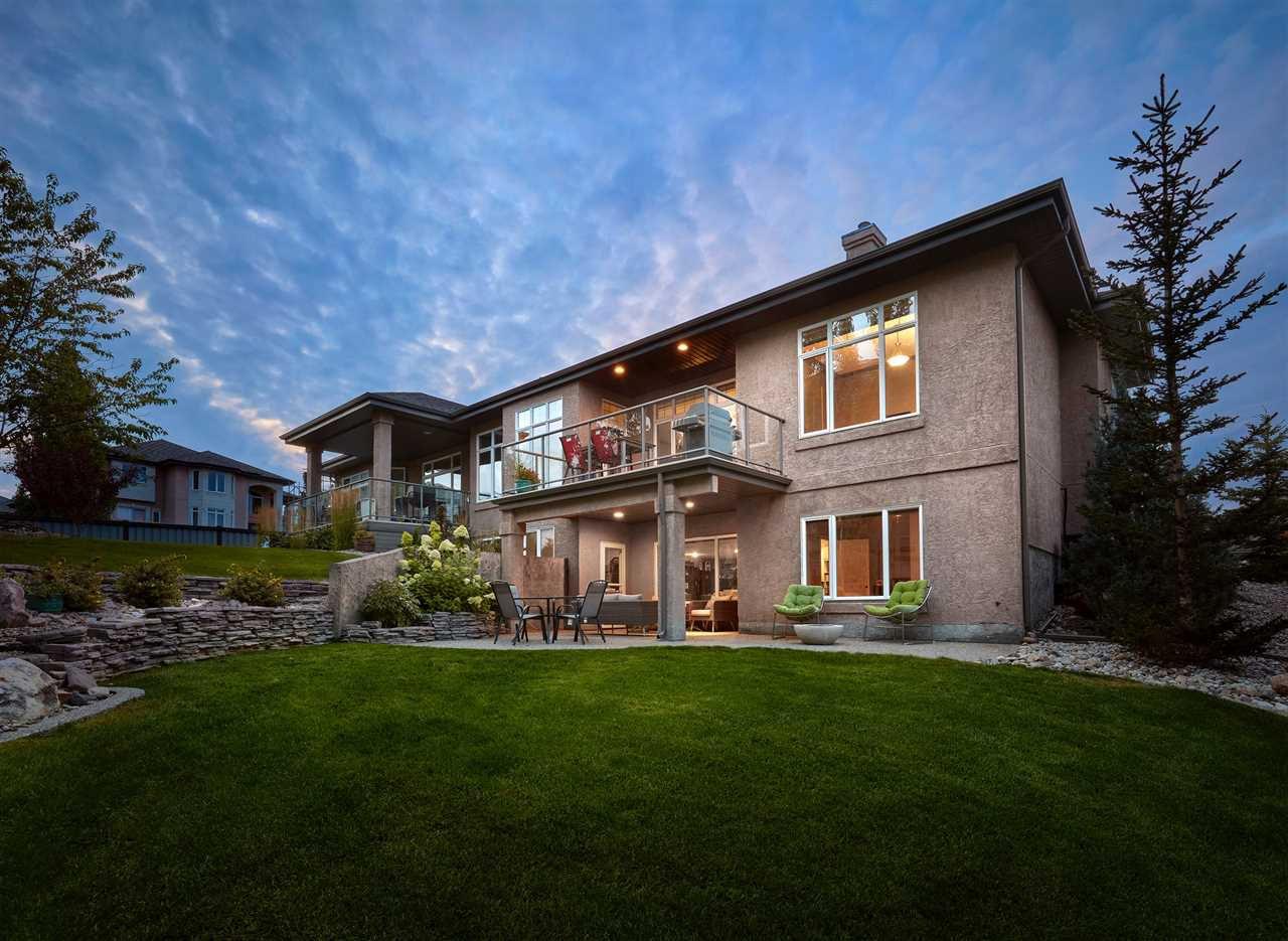 Main Photo: 821 MASSEY Landing in Edmonton: Zone 14 House Half Duplex for sale : MLS®# E4177686