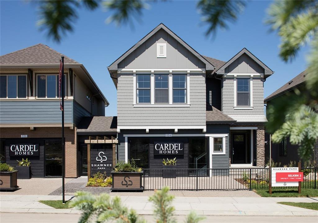 Main Photo: 334 SHAWNEE Boulevard SW in Calgary: Shawnee Slopes Detached for sale : MLS®# C4291558
