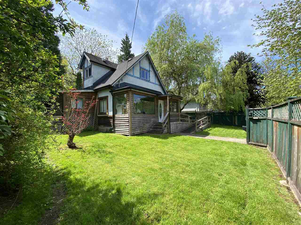 Main Photo: 2229 CLARKE Street in Port Moody: Port Moody Centre House for sale : MLS®# R2447275
