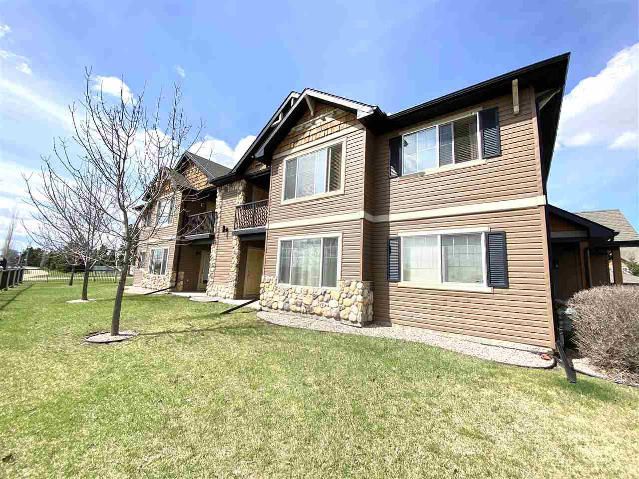 Main Photo: 38 671 SILVER BERRY Road in Edmonton: Zone 30 Carriage for sale : MLS®# E4196083