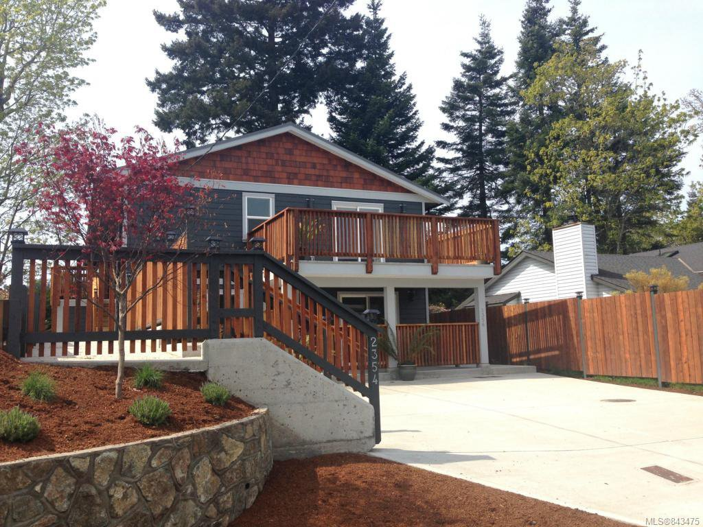 Main Photo: 2354 Christan Dr in Sooke: Sk Broomhill Half Duplex for sale : MLS®# 843475