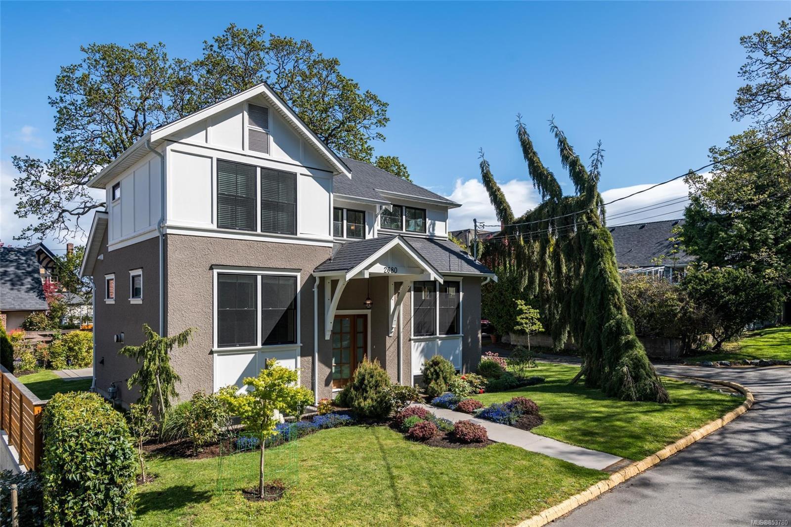 Main Photo: 2680 Margate Ave in : OB South Oak Bay Single Family Detached for sale (Oak Bay)  : MLS®# 853780