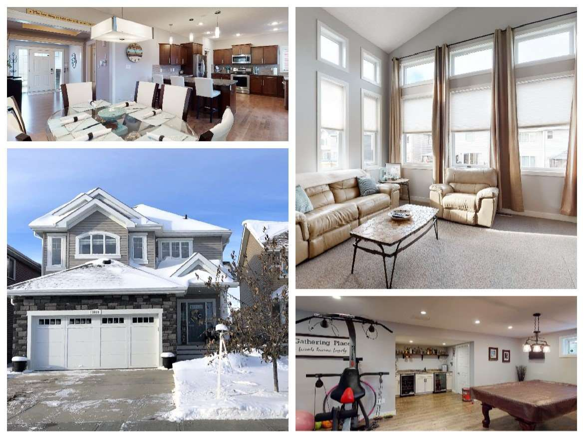 Main Photo: 2010 78 Street in Edmonton: Zone 53 House for sale : MLS®# E4220204