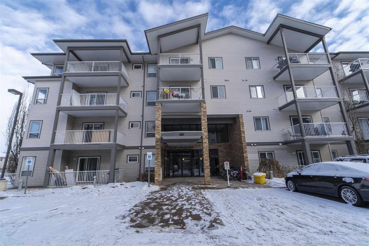 Main Photo: 221 151 Edwards Drive in Edmonton: Zone 53 Condo for sale : MLS®# E4223458