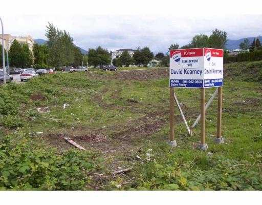 Main Photo: 2108 - 2110 ROWLAND ST in Port_Coquitlam: Central Pt Coquitlam Land for sale (Port Coquitlam)  : MLS®# V539536
