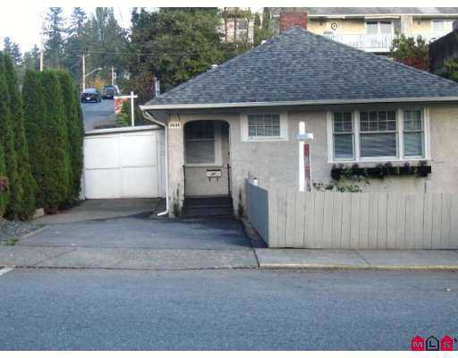 Main Photo: 2644 CYRIL Street in Abbotsford: Central Abbotsford House for sale : MLS®# F2627101