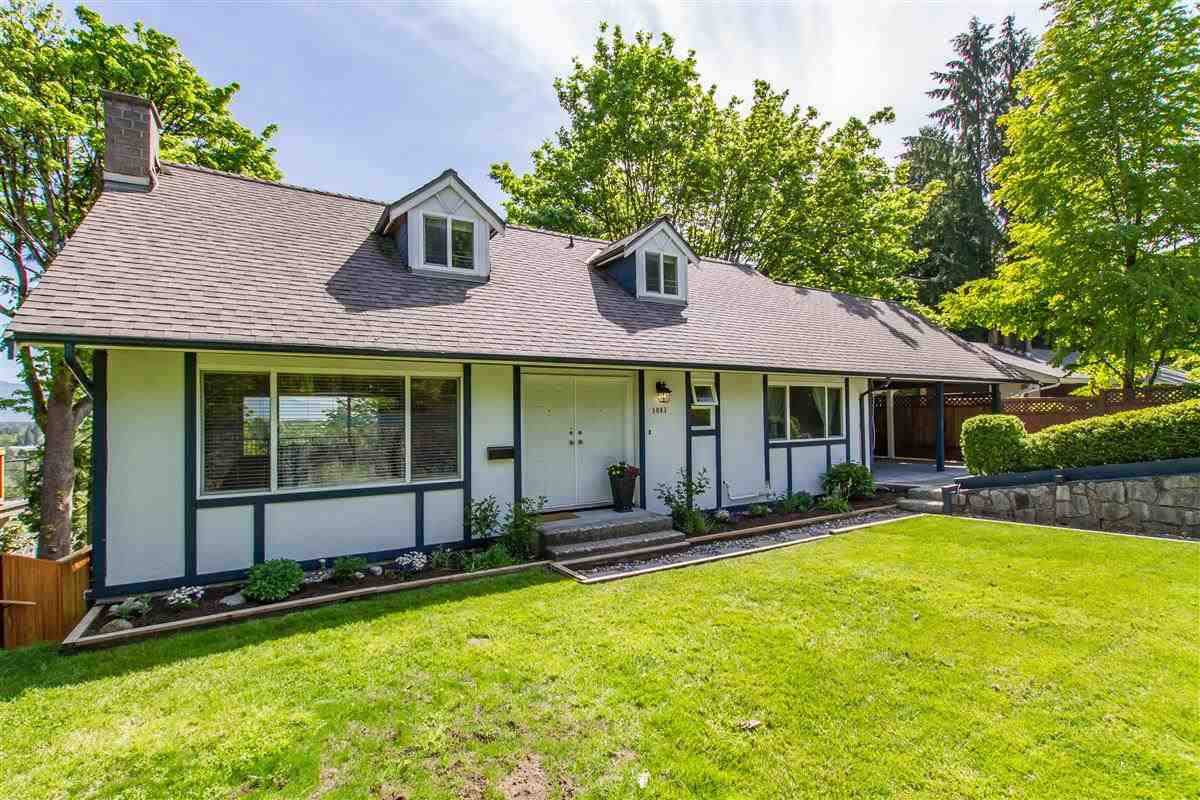 Main Photo: 3083 SPURAWAY AVENUE in Coquitlam: Ranch Park House for sale : MLS®# R2367830