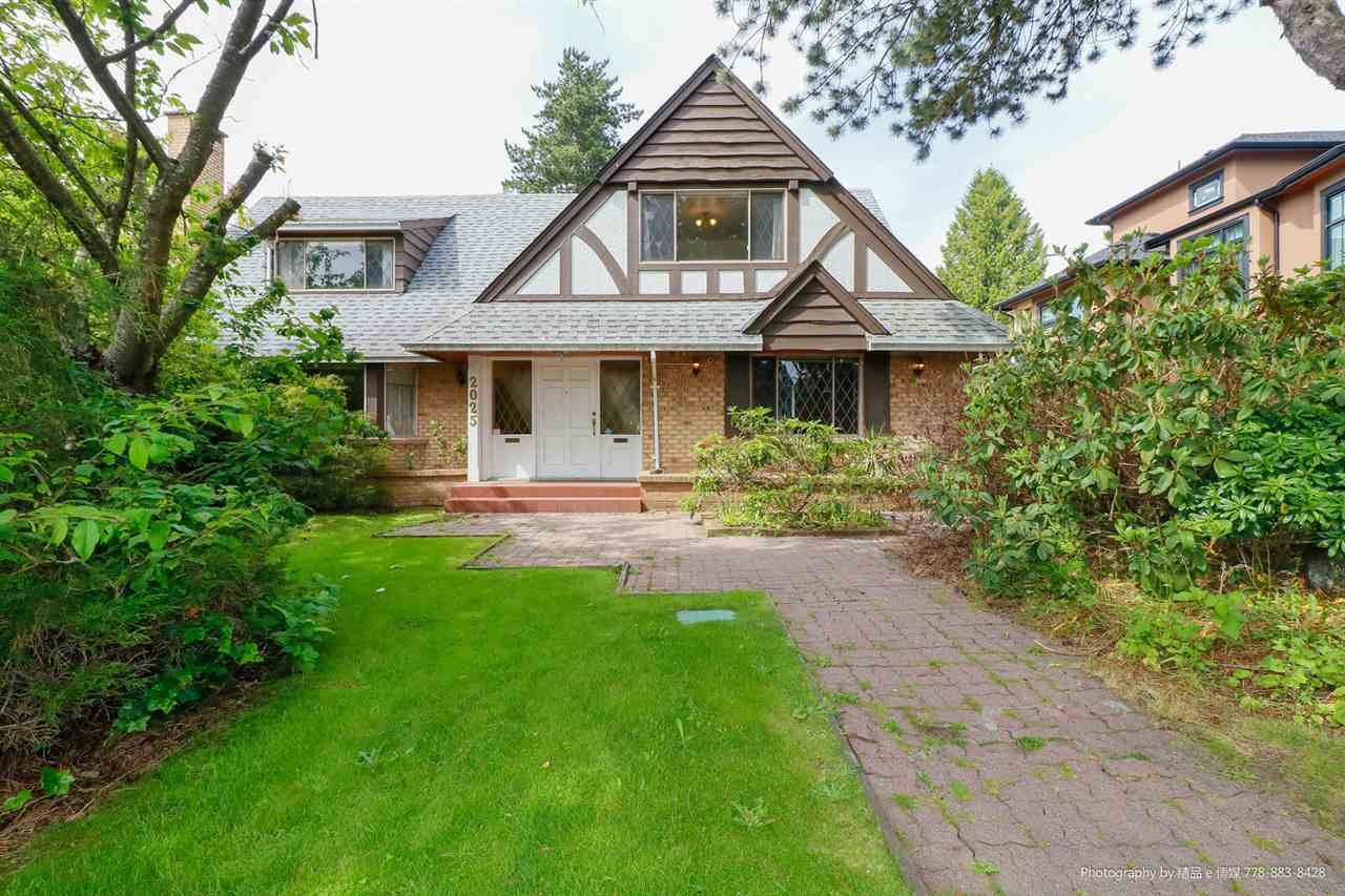 Main Photo: 2025 W 29TH Avenue in Vancouver: Quilchena House for sale (Vancouver West)  : MLS®# R2440964