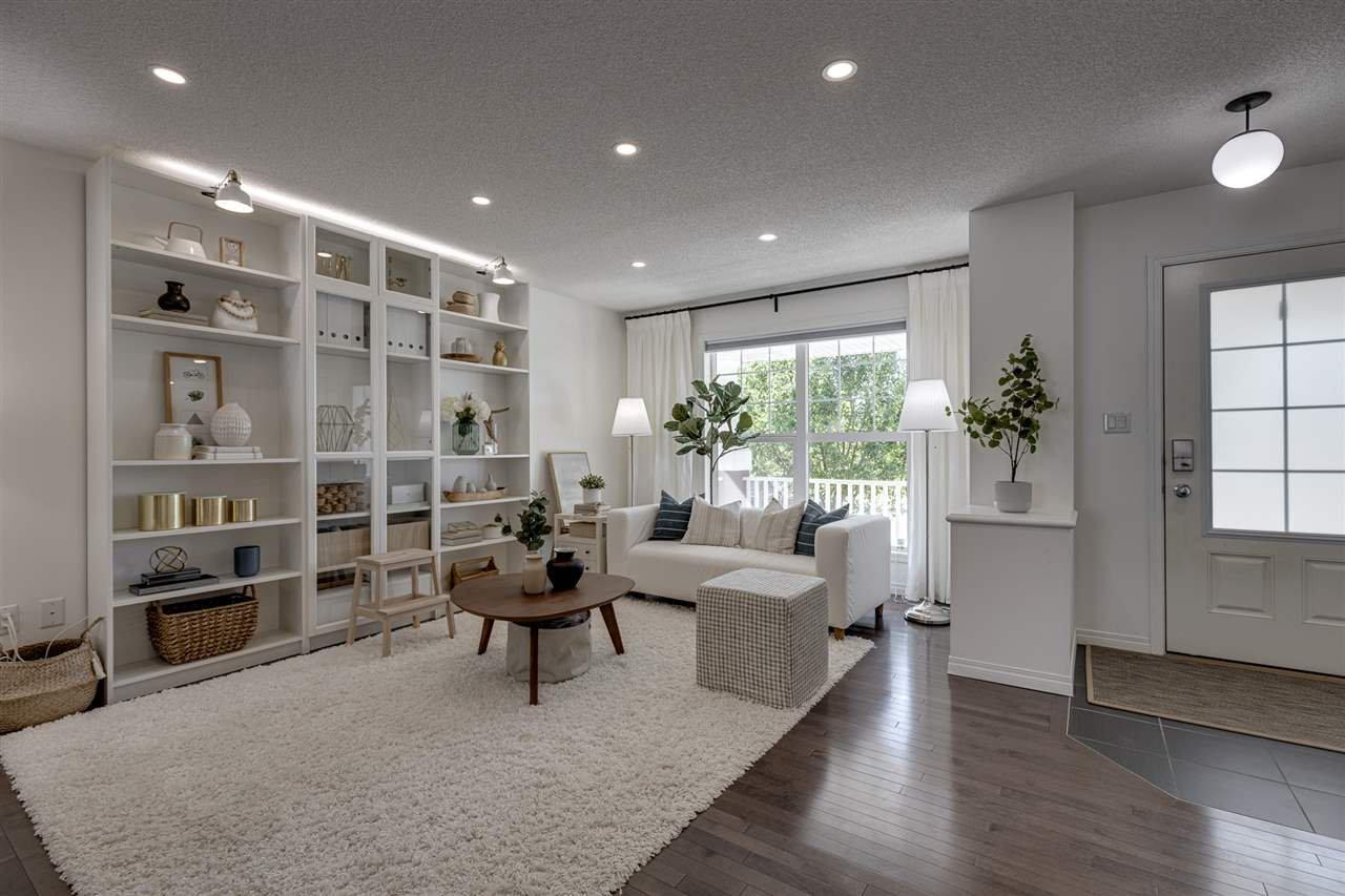 Main Photo: 6814 21A Avenue SW in Edmonton: Zone 53 House Half Duplex for sale : MLS®# E4208584