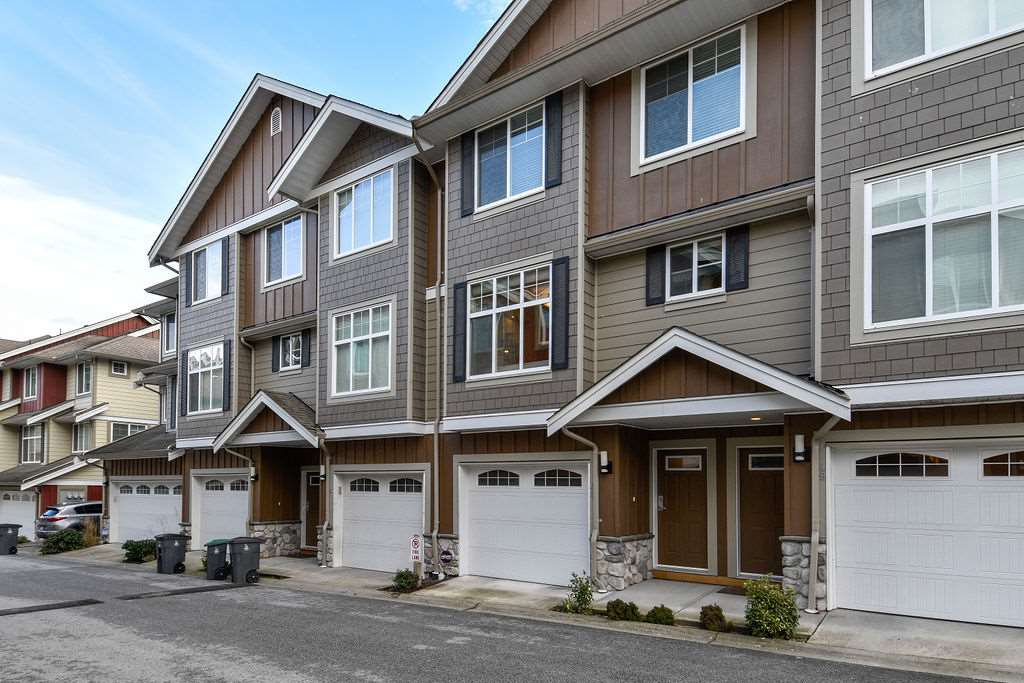 "Main Photo: 48 3009 156 Street in Surrey: Grandview Surrey Townhouse for sale in ""KALLISTO"" (South Surrey White Rock)  : MLS®# R2434829"