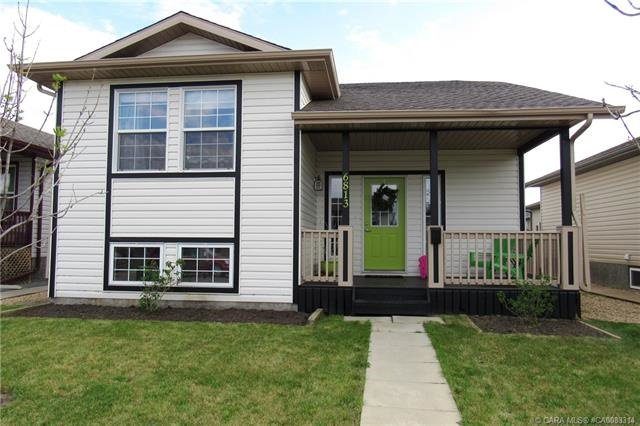 Main Photo: 6813 40 Avenue Close: Camrose House for sale : MLS®# E4196392