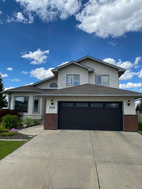 Main Photo: 500 BUCHANAN RD in Edmonton: Zone 14 House for sale : MLS®# E4201342