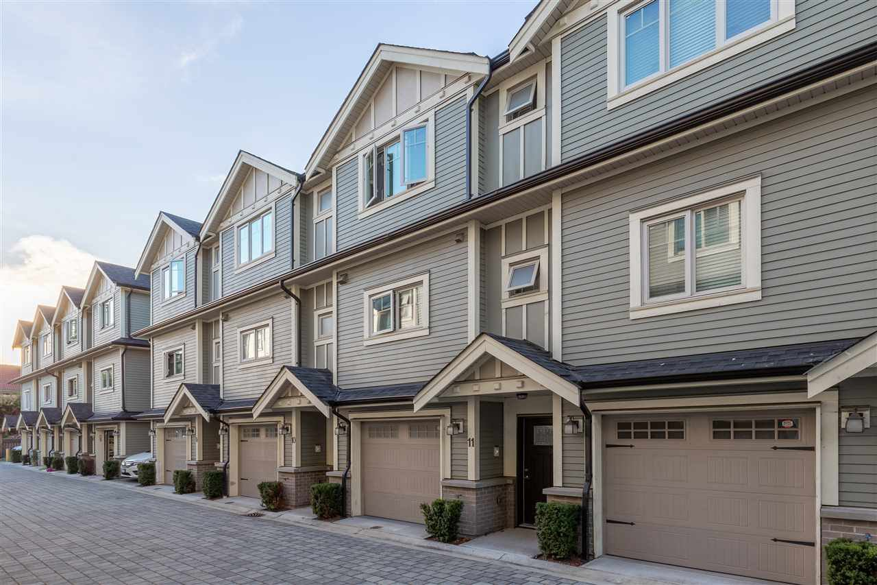 """Main Photo: 11 9833 CAMBIE Road in Richmond: West Cambie Townhouse for sale in """"CASA LIVING"""" : MLS®# R2488126"""
