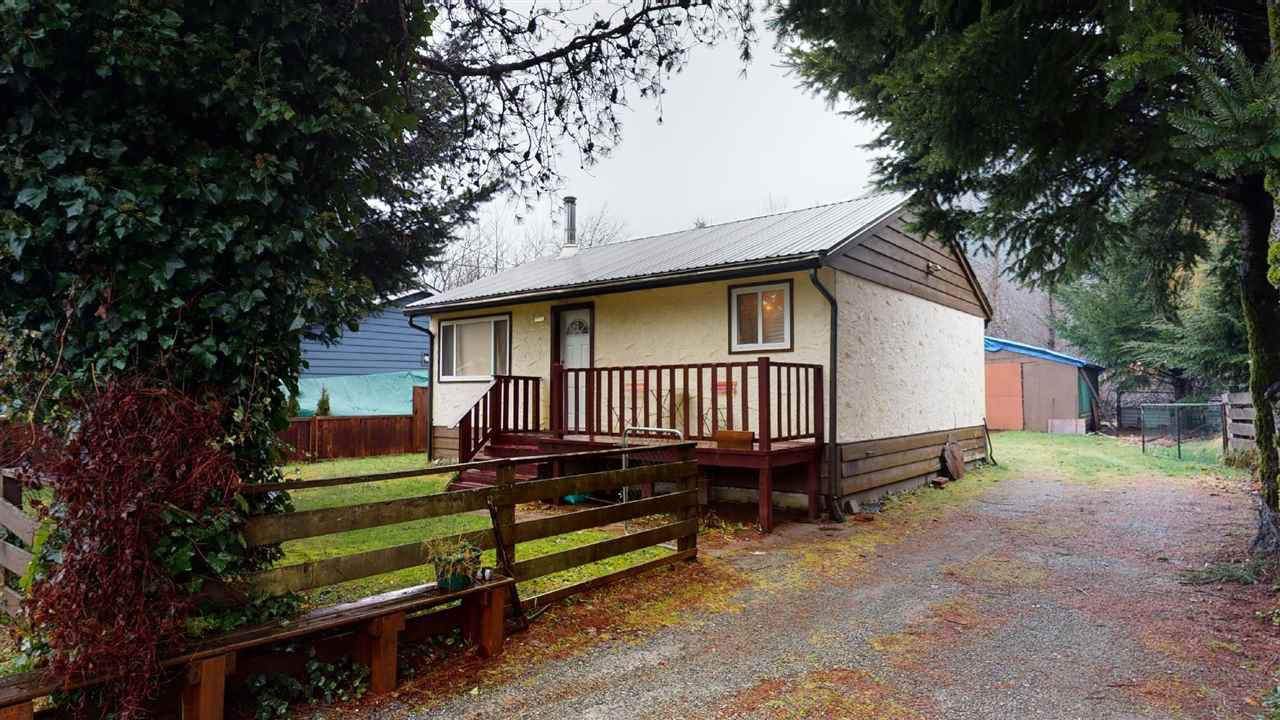Main Photo: 39721 CLARK Road in Squamish: Northyards House for sale : MLS®# R2526497
