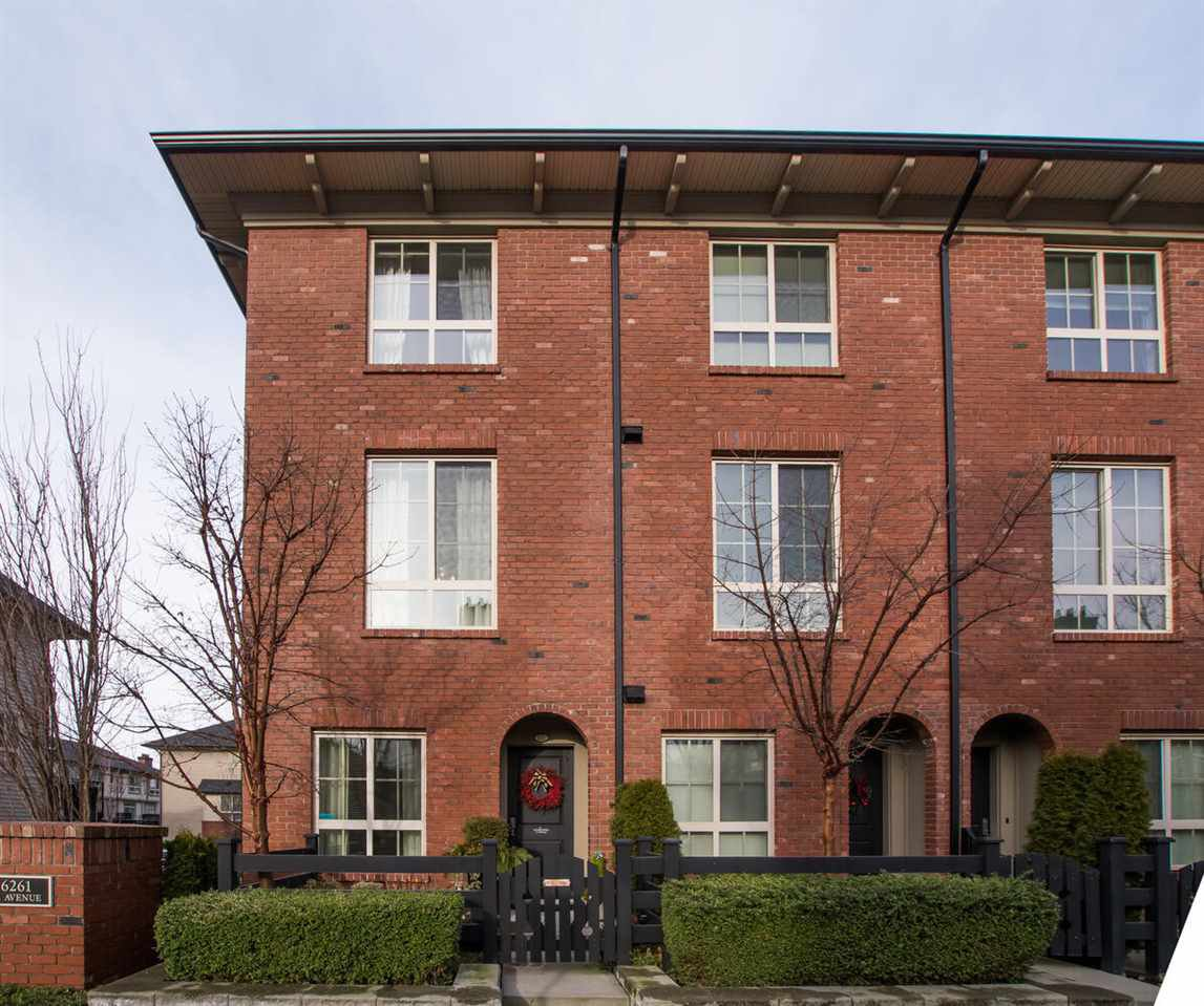"""Main Photo: 10 16261 23A Avenue in Surrey: Grandview Surrey Townhouse for sale in """"MORGAN"""" (South Surrey White Rock)  : MLS®# R2526613"""