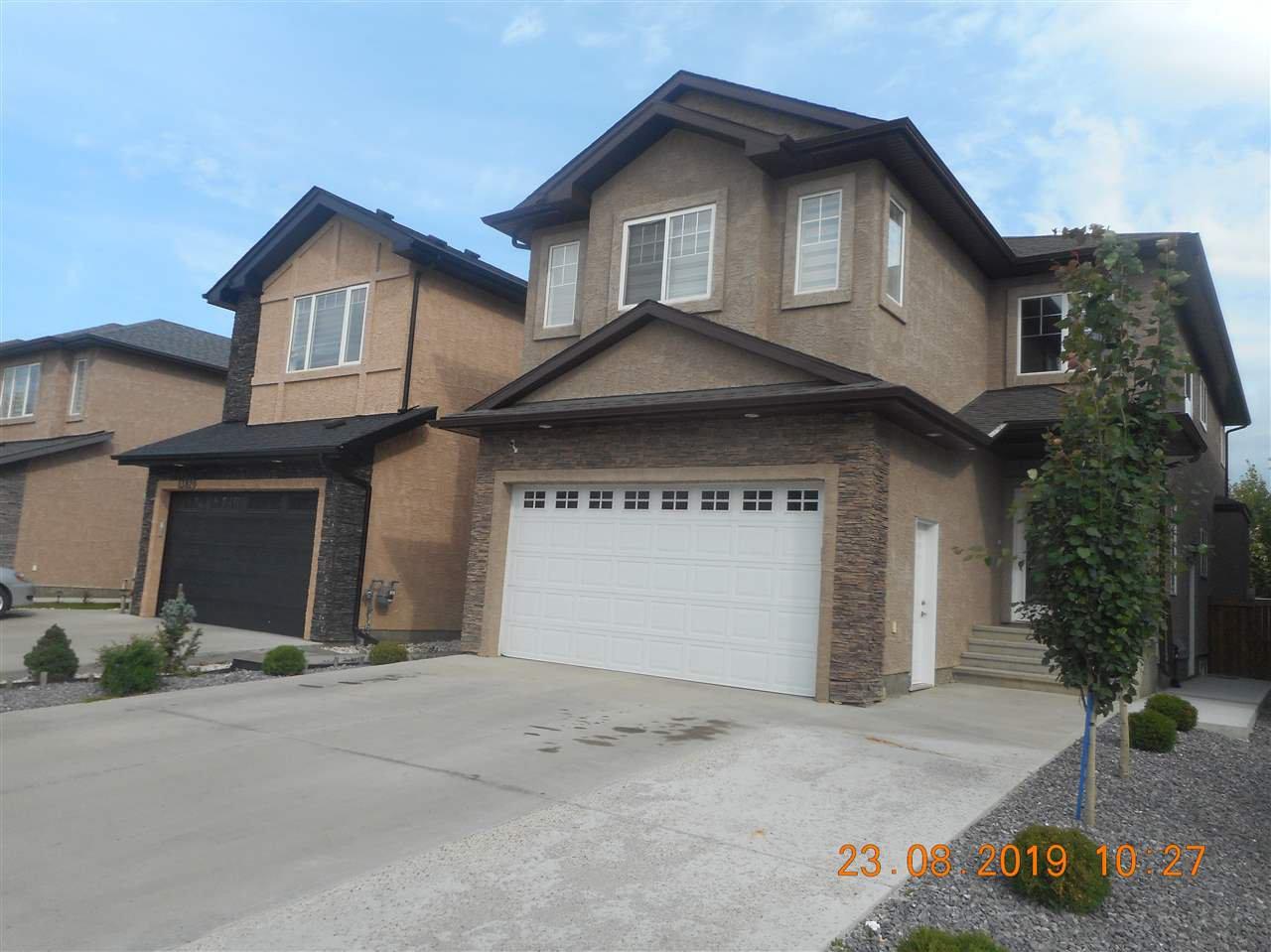 Main Photo: 13816 163 Avenue in Edmonton: Zone 27 House for sale : MLS®# E4171056