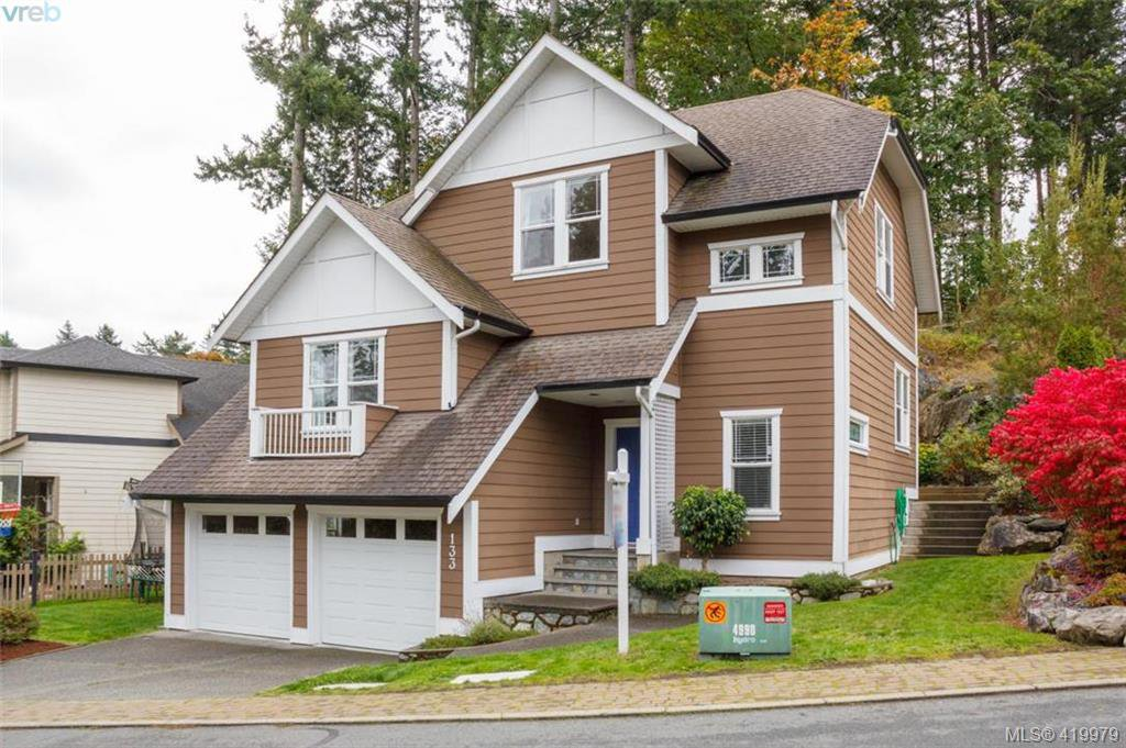 Main Photo: 133 Gibraltar Bay Drive in VICTORIA: VR Six Mile Single Family Detached for sale (View Royal)  : MLS®# 419979