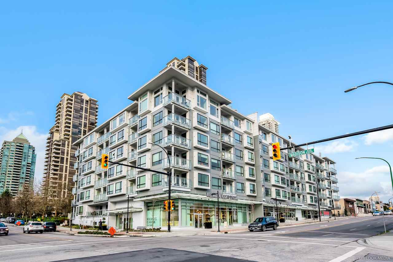 """Main Photo: 310 2188 MADISON Avenue in Burnaby: Brentwood Park Condo for sale in """"Madison & Dawson"""" (Burnaby North)  : MLS®# R2447969"""