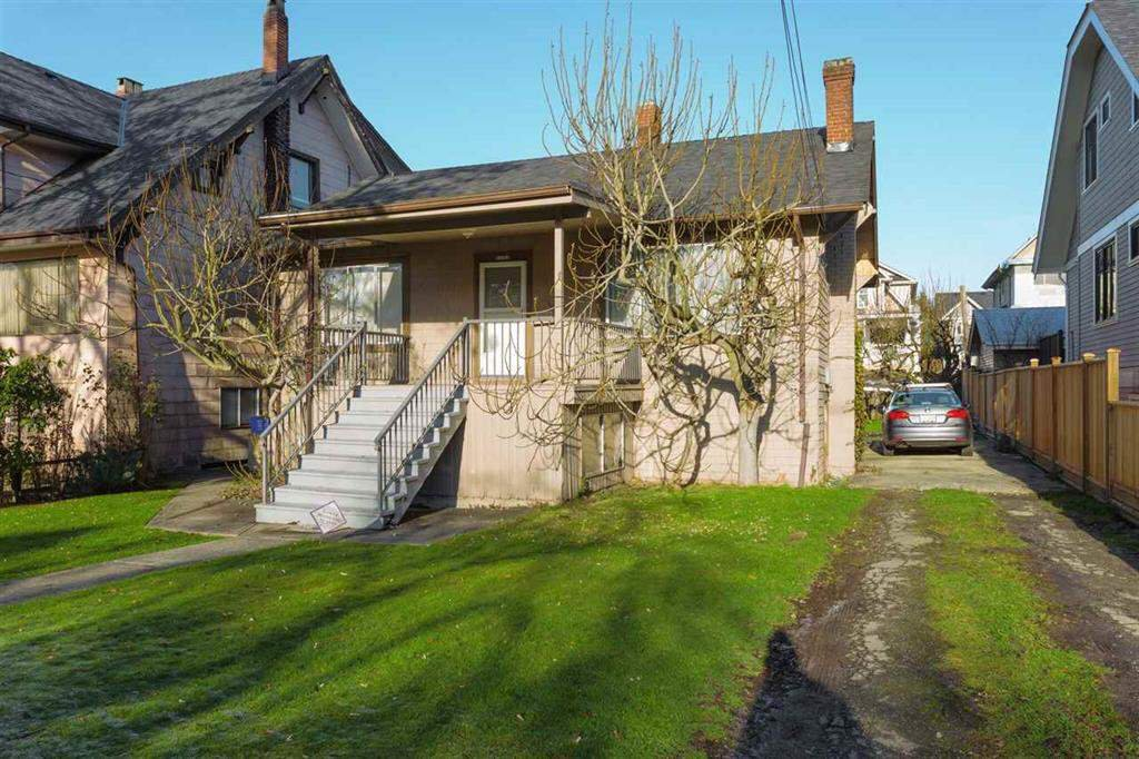 Photo 2: Photos: 2525 W 8TH AVENUE in Vancouver: Kitsilano House for sale (Vancouver West)  : MLS®# R2440103