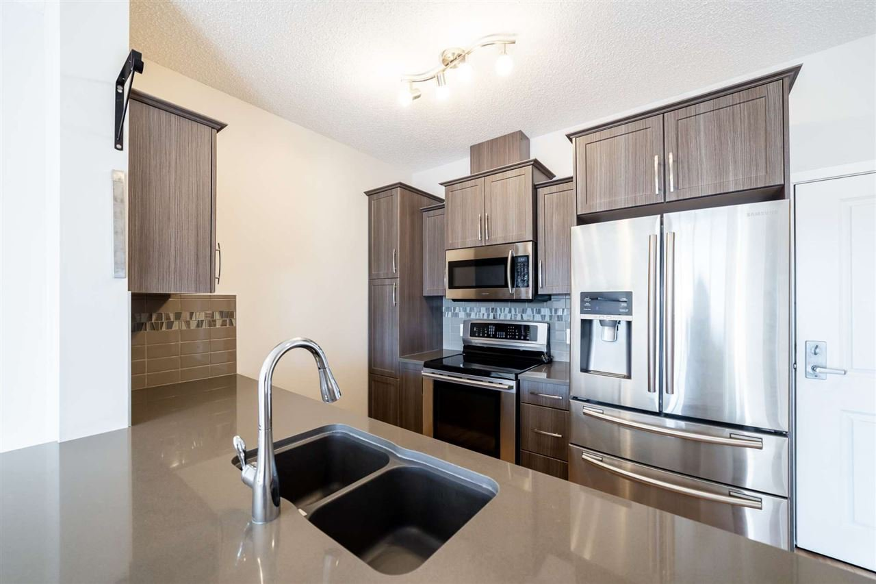 Main Photo: 415 1820 RUTHERFORD Road in Edmonton: Zone 55 Condo for sale : MLS®# E4192708