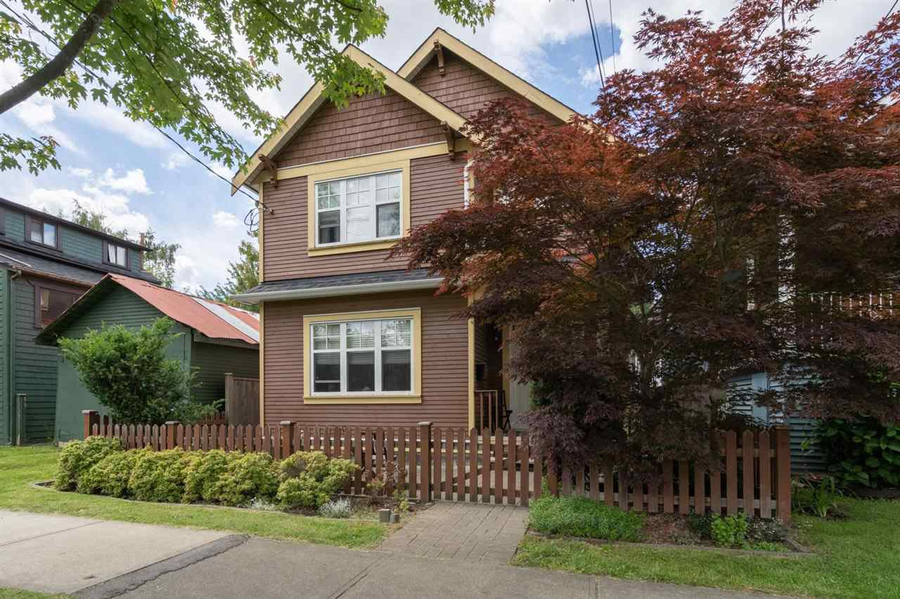 Main Photo: 3125 WINDSOR Street in Vancouver: Mount Pleasant VE House 1/2 Duplex for sale (Vancouver East)  : MLS®# R2475673
