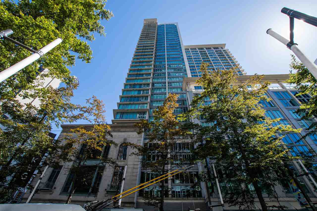 """Main Photo: 1513 610 GRANVILLE Street in Vancouver: Downtown VW Condo for sale in """"The Hudson"""" (Vancouver West)  : MLS®# R2493262"""