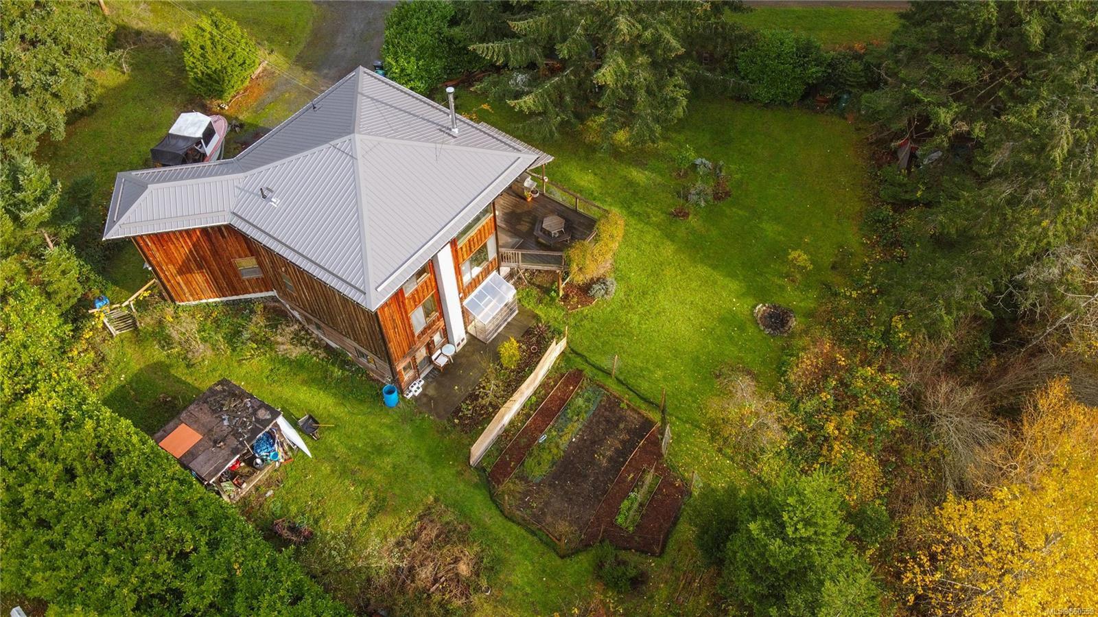 Main Photo: 1915 Stokes Rd in : Isl Gabriola Island House for sale (Islands)  : MLS®# 860559