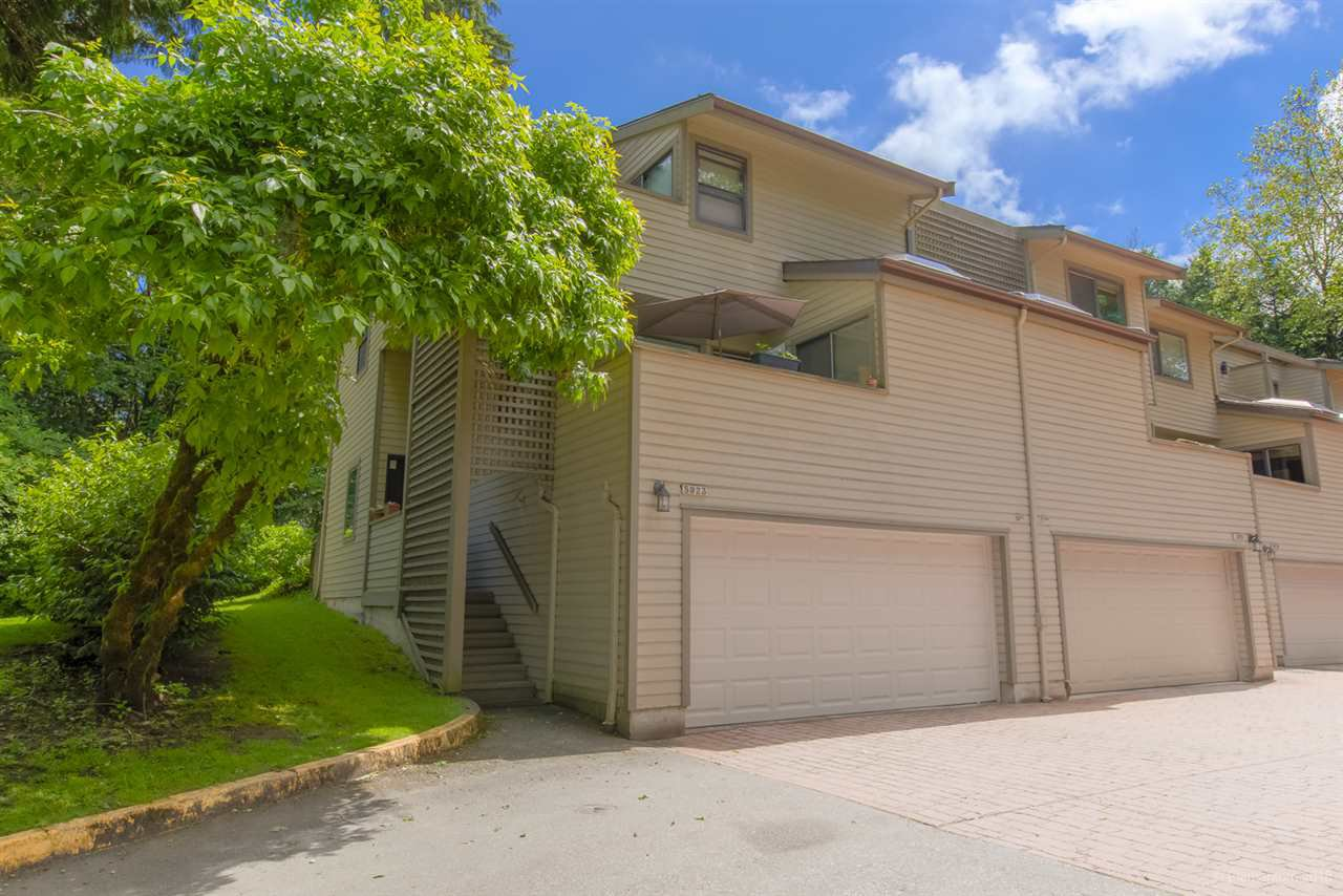 """Main Photo: 5923 MAYVIEW Circle in Burnaby: Burnaby Lake Townhouse for sale in """"ONE ARBOURLANE"""" (Burnaby South)  : MLS®# R2394501"""