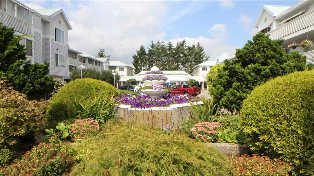 """Main Photo: 221 32853 LANDEAU Place in Abbotsford: Central Abbotsford Condo for sale in """"Park Place"""" : MLS®# R2399117"""