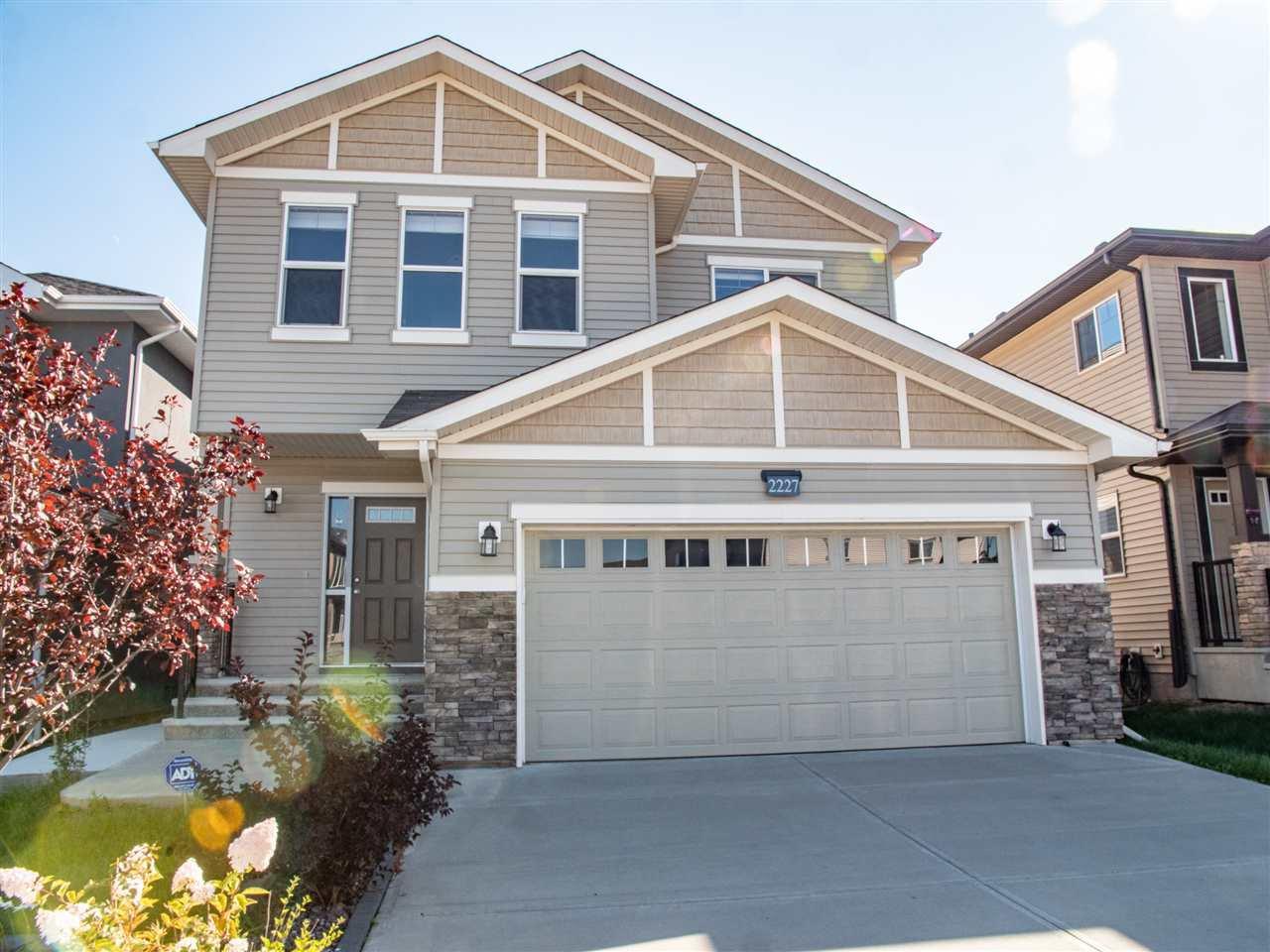 Main Photo: 2227 21 Avenue in Edmonton: Zone 30 House for sale : MLS®# E4171748